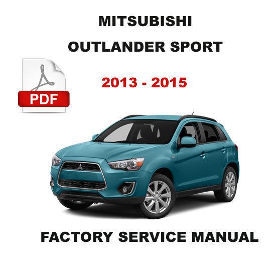 2000 mitsubishi rvr workshop manual product user guide instruction u2022 rh testdpc co 2008 Mitsubishi Outlander 2011 Mitsubishi Outlander Sport White