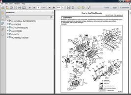 Subaru Forester 2009 Factory Oem Service Repair Workshop Fsm Manual - $14.95
