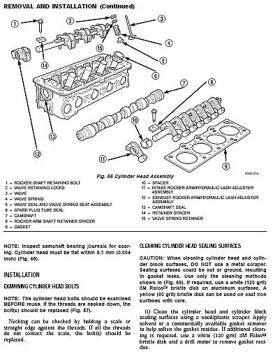 Dodge Neon 2000 - 2003 Factory Service Repair Workshop Manual   Wiring Diagram