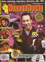 HorrorHound Magazine Spring 2015 Annual The Lost Boys Mystery Science Th... - $11.95