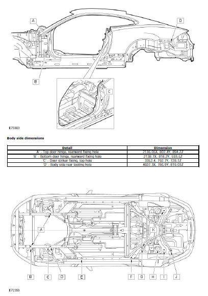 2006 - 2012 jaguar xk xkr factory service repair manual   wiring diagrams
