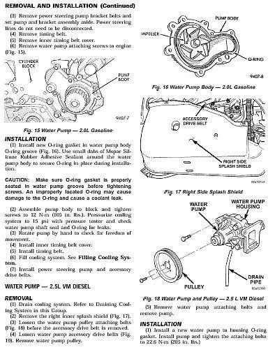 1996 - 2000 Chrysler Voyager Factory Service Repair Fsm Manual   Wiring Diagrams