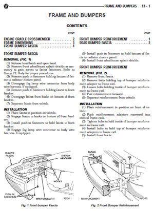 1994 chrysler lhs wiring diagram chrysler lhs 1994 - 1997 factory oem service repair fsm ... 1999 chrysler lhs wiring diagram #8