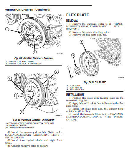 Chrysler Town  U0026 Country 2006 - 2007 Oem Service Repair Manual   Wiring Diagrams