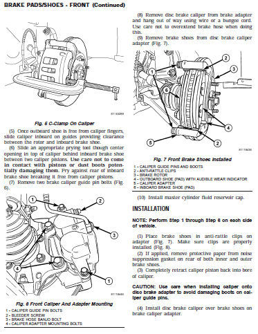 pacifica 2005 2006 2007 service and repair manual