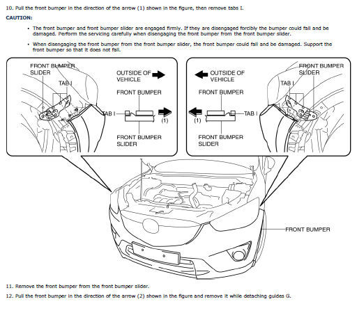 Mazda 2014 Cx-5 Cx5 Factory Service Repair Workshop Fsm Manual   Wiring Diagram