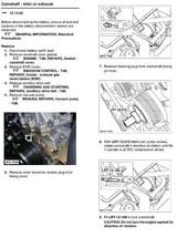 RANGE ROVER III L322 2002 - 2006 FACTORY OEM SERVICE REPAIR WORKSHOP FSM MANUAL image 4