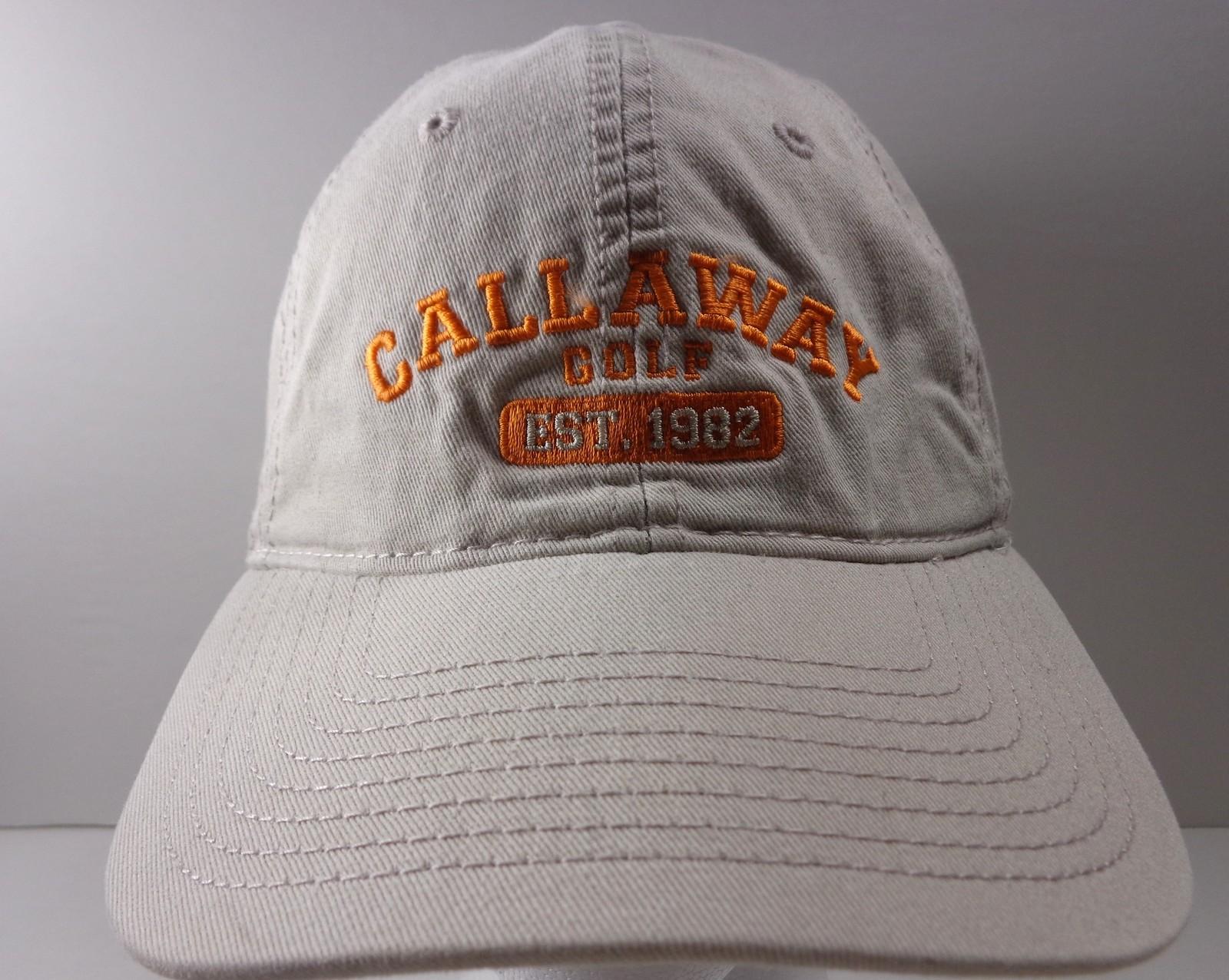 16612591d4a5e Callaway Golf Adjustable Baseball Cap Hat and 50 similar items. Dsc02607