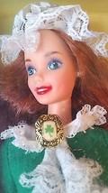 Irish Barbie (2nd Edition 1994 NRFB) Dolls of the World - $24.19