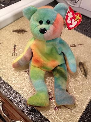 43c27969656 Ty Garcia Beanie Baby Style 4051 Hang Tag and 50 similar items. 1