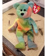 Ty Garcia Beanie Baby Style 4051 Hang Tag Error PVC Pellets and Extra Tu... - $1,000.00