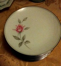 "nortake japan (rosemarie) 10 1/2"" dinner plates - $18.00"