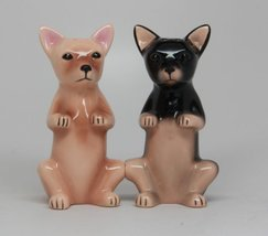 ATTRACTIVES SALT AND PEPPER SHAKER - 9478 CHIHUAHUA - $11.57