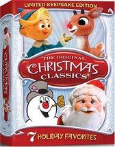 The Original Christmas Classics DVD Rudolph Frosty - $14.79