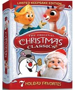 The Original Christmas Classics DVD Rudolph Frosty - $14.99