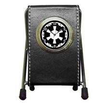 Star Wars Empire Logo Leather Pen Holder Desk C... - $17.99