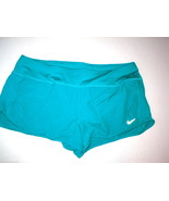 NWT New Womens Nike XL Shorts Dri Fit Double Da... - $55.00