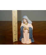 Kirkland Signature Christmas Nativity Mary Mother Kneeling Pray #75177 B... - $18.99
