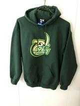 SAN FRANCISCO 49ers Mens Medium Green Hooded Sweatshirt New with Tags - $19.95