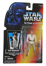 Star Wars The Power Of The Force Luke Skywalker 1995 Kenner Action Figure NEW - $8.59