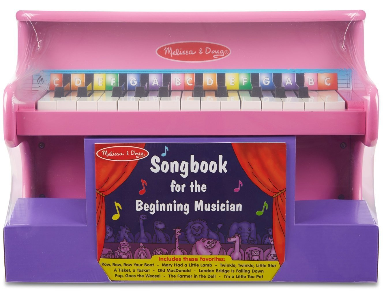 Learn To Play Pink Piano Illustrated And Similar Items