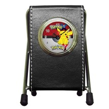 Anime Pokemon X And Y Pokeball Pikachu Leather ... - $17.99