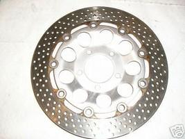 Suziki Katana gsx600 front brake rotor L - $44.55