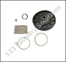 Whirlpoolwasher drive pulley W10721967 for model # CAE2763BQ - $35.63