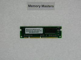 Mem2600xm-128u256d 128mb Dram Memoria para Cisco 2600xm Lot Of 10 - $71.37