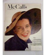 McCall's September 1949 Complete Original Magazine - $9.99