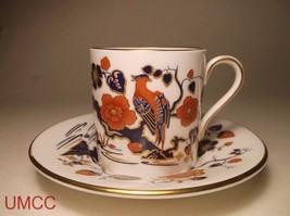 Aynsley Birds of Paradise Demi Demitasse Coffee Can Fine Bone Tea Cup an... - $13.79