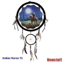 "Large Dream Catcher Indian Horse Round Home Room Wall Decor Art 13""  p15 - $17.99"