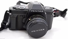 Pentax P3N 35mm Film Camera Asahi Pentax-M 1:2 ... - $89.08
