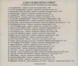 2,000 YEARS WITH CHRIST by Jack Heinzl image 2