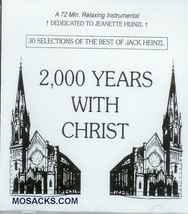 2,000 YEARS WITH CHRIST by Jack Heinzl image 1