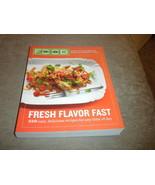 Martha Stewart Fresh Flavor Fast Everyday Food 1st Ed full #line 2010 Cl... - $9.99