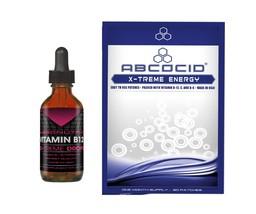 Abcocid Xtreme Vitamin B12 Methycoalbamine Vitmain B6 Absonutrix B12 dro... - $29.99