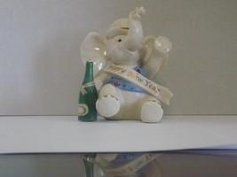 Lenox Collectible Elephant New Years - $15.95