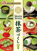 2016 Re-Ment REMENT Petit sample series Matcha Sweets - Green Tea Dessert Sho... - $76.49