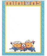 Minions Fun Stationery Printer Paper 26 Sheets [Office Product] - $11.87