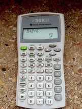 Texas Instruments TI-36XII Calculator Geometry Algebra Calc 2 Line Scien... - $11.60