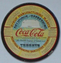 Cards 1994 COCA-COLA  prototype promo pog/milk bottle cap NEW collectibl... - $9.58