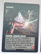 Cards Killer Instinct 1996 cards Nintendo Bzzrak! #6 - $8.58