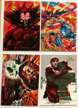 Cards Marvel Flair 1994 LOT 16 8-cards #28, 36, 39, 40, 41, 43, 44, 45 - $8.58