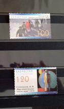 Stamps Kazakhstan 2006 Space Cosmonautics Day 2 stamps set - $10.00