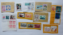Stamps Various Country World - $19.12
