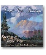 COUNT YOUR BLESSINGS by Steve Hall - $23.95