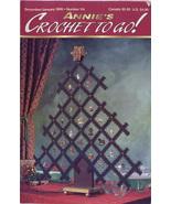 Annies' Crochet To Go! patterns #114; Dec 1998/Jan 1999 - $4.50