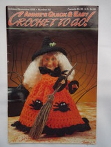 Annies' Crochet To Go! patterns #113; October/November 1998 - $4.50