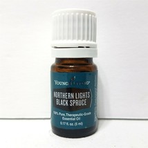 Young Living Northern Lights Black Spruce 100% Pure Essential Oil 5ml Ne... - $27.64